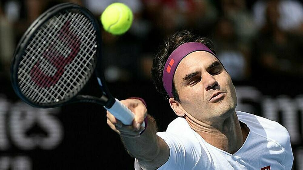 Federer cứu 7 match-point để vào bán kết